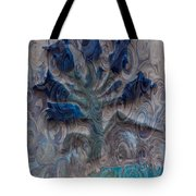 Enchanted Bluebells Tote Bag