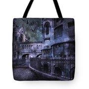 Enchanted Castle Tote Bag