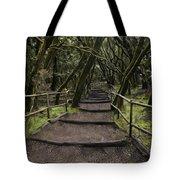 Enchanted Forest Garajonay National Park La Gomera Spain Tote Bag