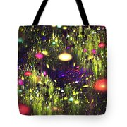 Enchanted Meadow Tote Bag
