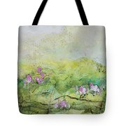 Enchanted Meadow Tote Bag