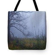 Enchanted Mist - Casper Mountain - Casper Wyoming Tote Bag