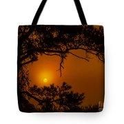 Enchanted Morning Tote Bag