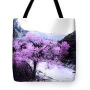 Enchanted Pink Tote Bag