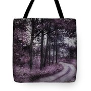 Enchanted Seney Path Tote Bag