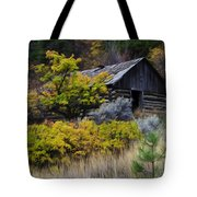 Enchanted Spaces Cabin In The Woods 2 Tote Bag