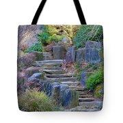 Enchanted Stairway Tote Bag