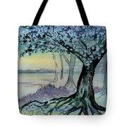 Enchanted Tree Tote Bag