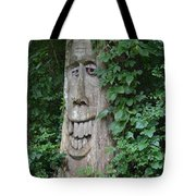 Enchanted Tree In The Forest Tote Bag