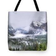 Enchanted Valley Tote Bag