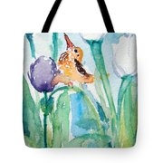 Enchanted With Divine Love Tote Bag