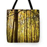 Enchanted Woods Tote Bag