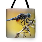 Enchanting Dragonfly Tote Bag