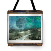 Enchanting Evening With Oz Tote Bag