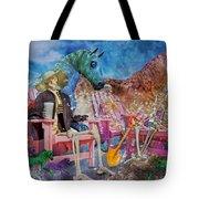 Enchanting Humor Tote Bag