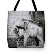 The Indian Elephant Tote Bag