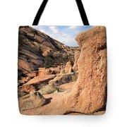 Enchanting Rocks Tote Bag