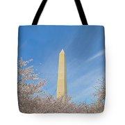 Enchanting Spring In Washington Tote Bag