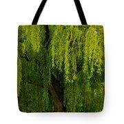 Enchanting Weeping Willow Tree Wall Art Tote Bag