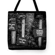 Encore Pipe Trio Tote Bag