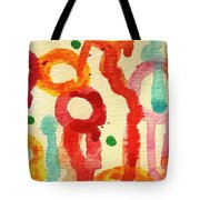 Encounters 3 Tote Bag