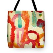 Encounters 5 Tote Bag