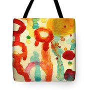 Encounters 7 Tote Bag by Amy Vangsgard