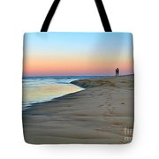 End Of A Perfect Day Tote Bag