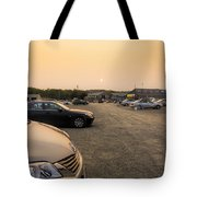 End Of A Summer Day Tote Bag