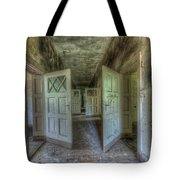 End Of Lessons  Tote Bag