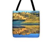 End Of Summer Reflections 2 Tote Bag