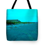 End Of The Day At Isle Of Palms Tote Bag