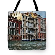 End Of The Day Tote Bag