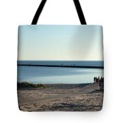 End Of The Pier Tote Bag