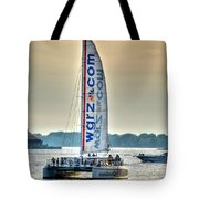 End Of The Tour Back To Shore Tote Bag