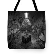 End Table Bw Tote Bag