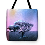 Ending Night Tote Bag