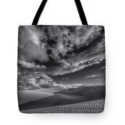Endless Black And White Tote Bag