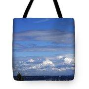 Endless Clouds Tote Bag
