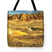 Endless Painted Hills Tote Bag