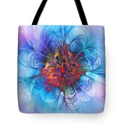 Endless Waltz Tote Bag