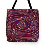 Energy Euphoria Wave Art Suitable For Large Format Prints Digital Graphic Signature   Art  Navinjosh Tote Bag