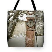 Energy Shortage Antiqued Tote Bag