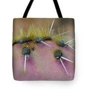 Engelmanns Prickly Pear Cactus Tote Bag