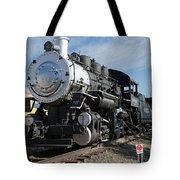 Engine 4455 In The Colorado Railroad Museum Tote Bag