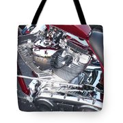 Engine Close-up 4 Tote Bag