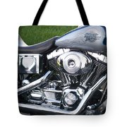 Engine Close-up 5 Tote Bag