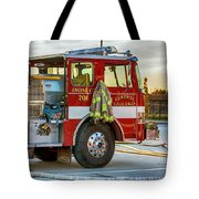Engine Company 701 Tote Bag