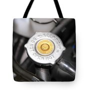 Engine Valve Tote Bag