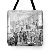 England Currency, 1854 Tote Bag